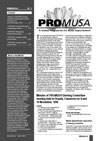 Cover of the ProMusa newsletter no.2