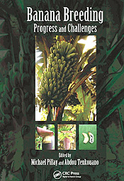 Cover of the book: 'Banana breeding: progress and challenges'